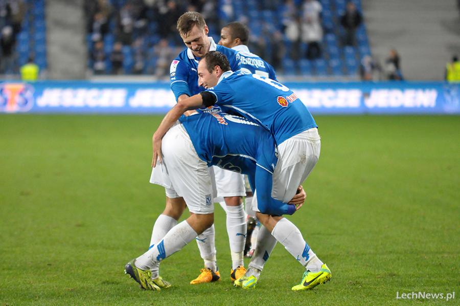 Korona-Lech: Do Kielc po trzy punkty