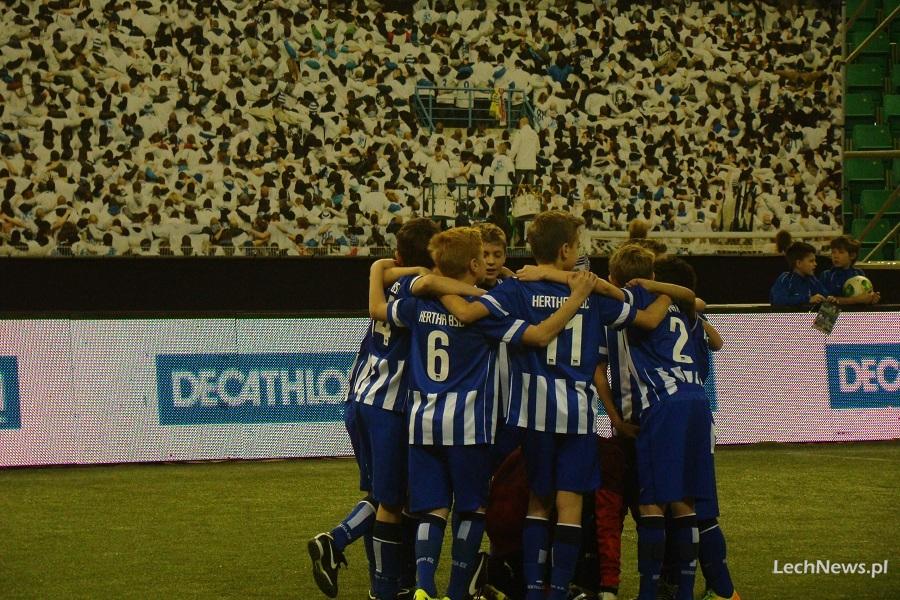 Hertha Berlin wygrywa Lech Cup2013!