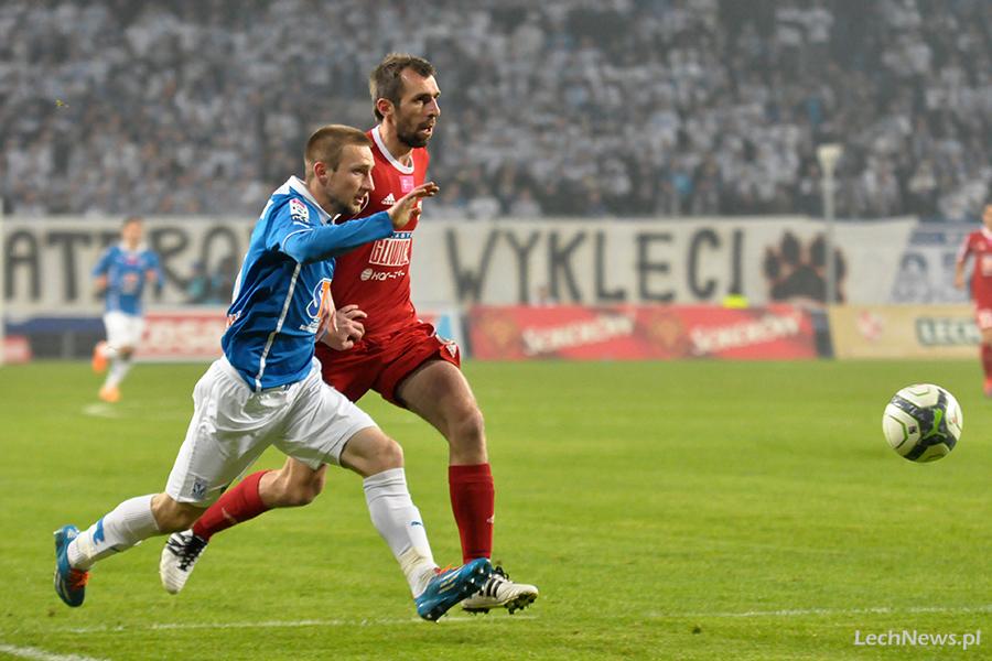 Widzew-Lech: Do Łodzi po trzy punkty