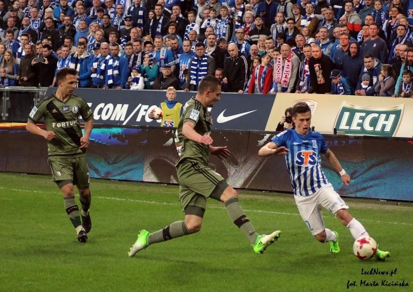 Legia-Lech: Poczuć smak zwycięstwa przy Łazienkowskiej!