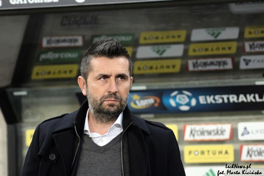 """Trenerski dwugłos po wygranej z <span class=""""caps"""">FK</span> Pelister. Nenad Bjelica: Jestem bardzo zadowolony z wyniku"""