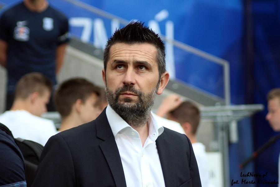 Nenad Bjelica: Na pewno dołączy do nas jeszcze jeden piłkarz