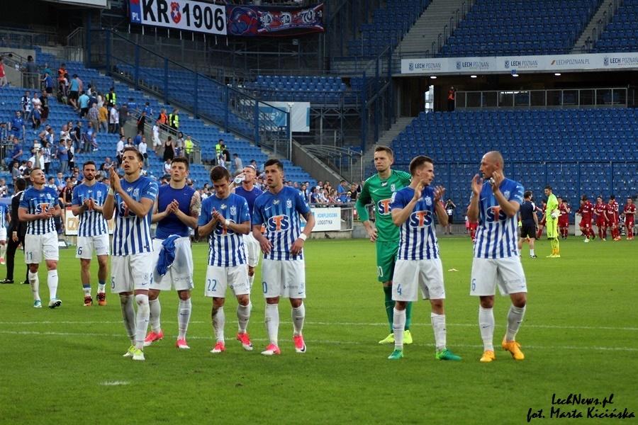 Jagiellonia-Lech: Zwycięstwem zakończyć sezon