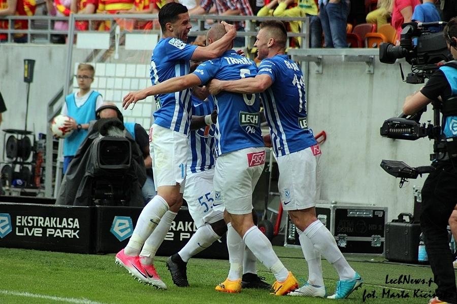 Lech — Haugesund: Wygrana w emocjonującym rewanżu i awans do kolejnej rundy!