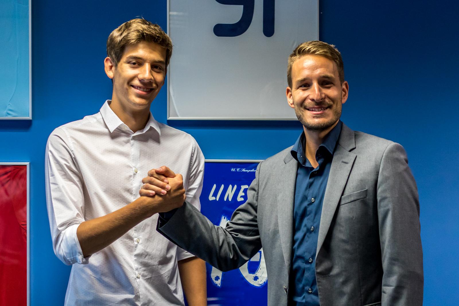 Jakub Moder podpisał trzyletnią umowę