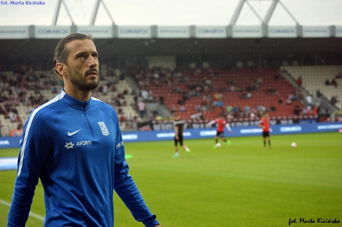 Nikola Vujadinović: Jestem gotowy do gry