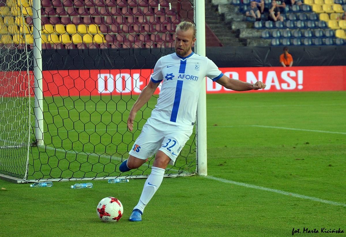 Termalica — Lech: Dwa samobóje, ale trzy punkty wracają do Poznania
