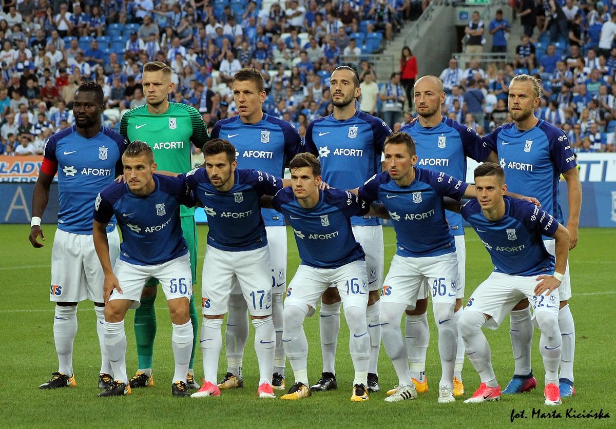 Cracovia-Lech: Kolejorz lepszy od Cracovii