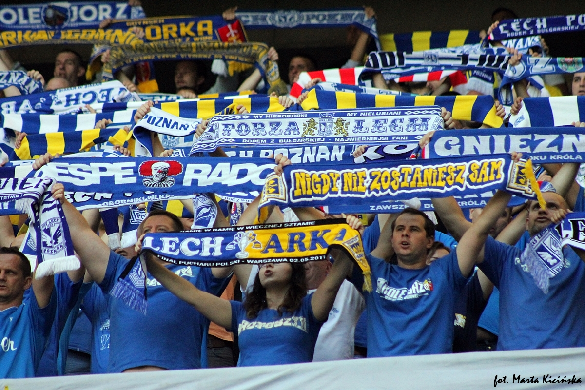 Arka — Lech: Zwycięsko zainaugurować rundę wiosenną