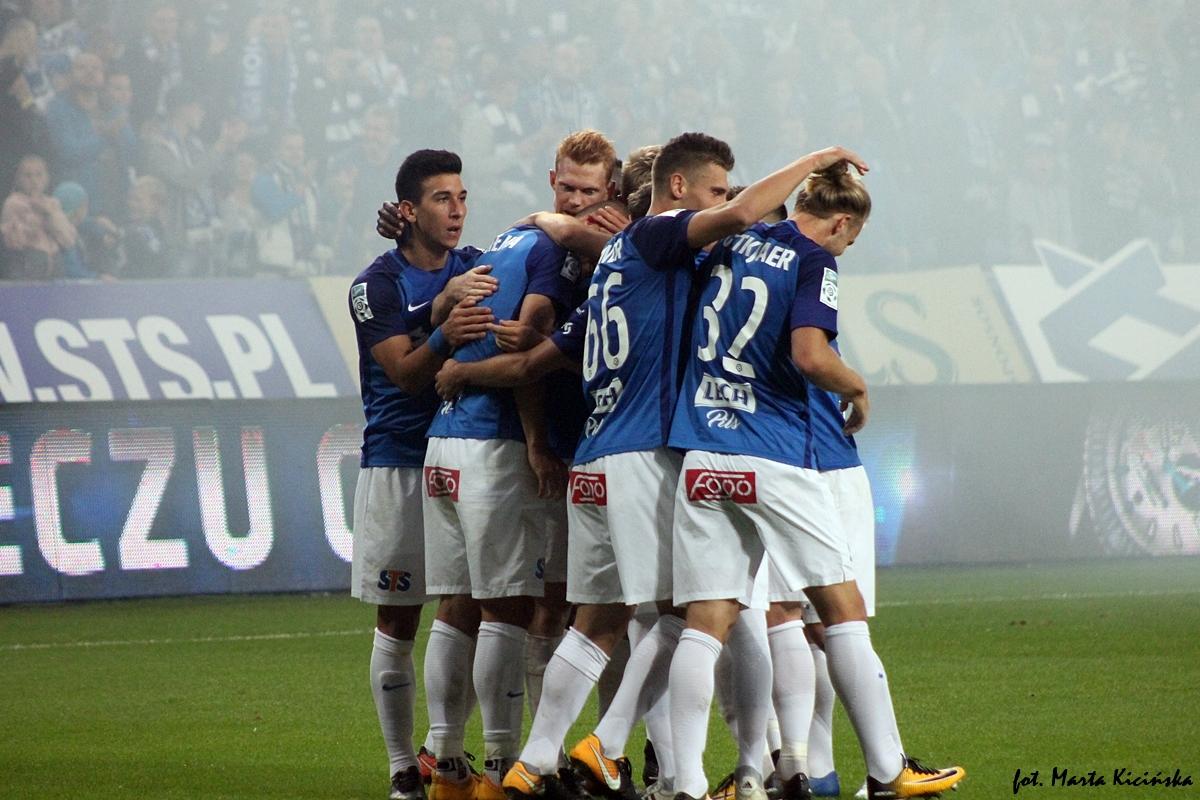 Lech — Legia: Cóż to był za mecz — Kolejorz zwycięża z Legią 3:0 !!!