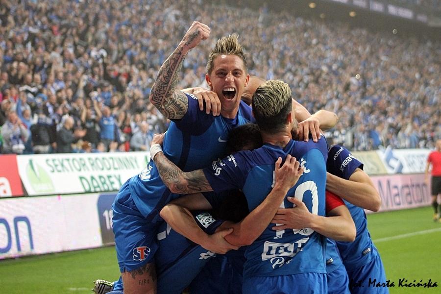 Jagiellonia — Lech: Udowodnić, że zwycięstwo nad Legią nie było przypadkowe