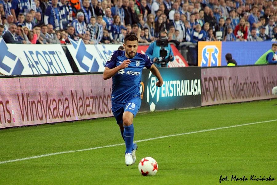 Maciej Makuszewski: Legia nie miała nic do powiedzenia
