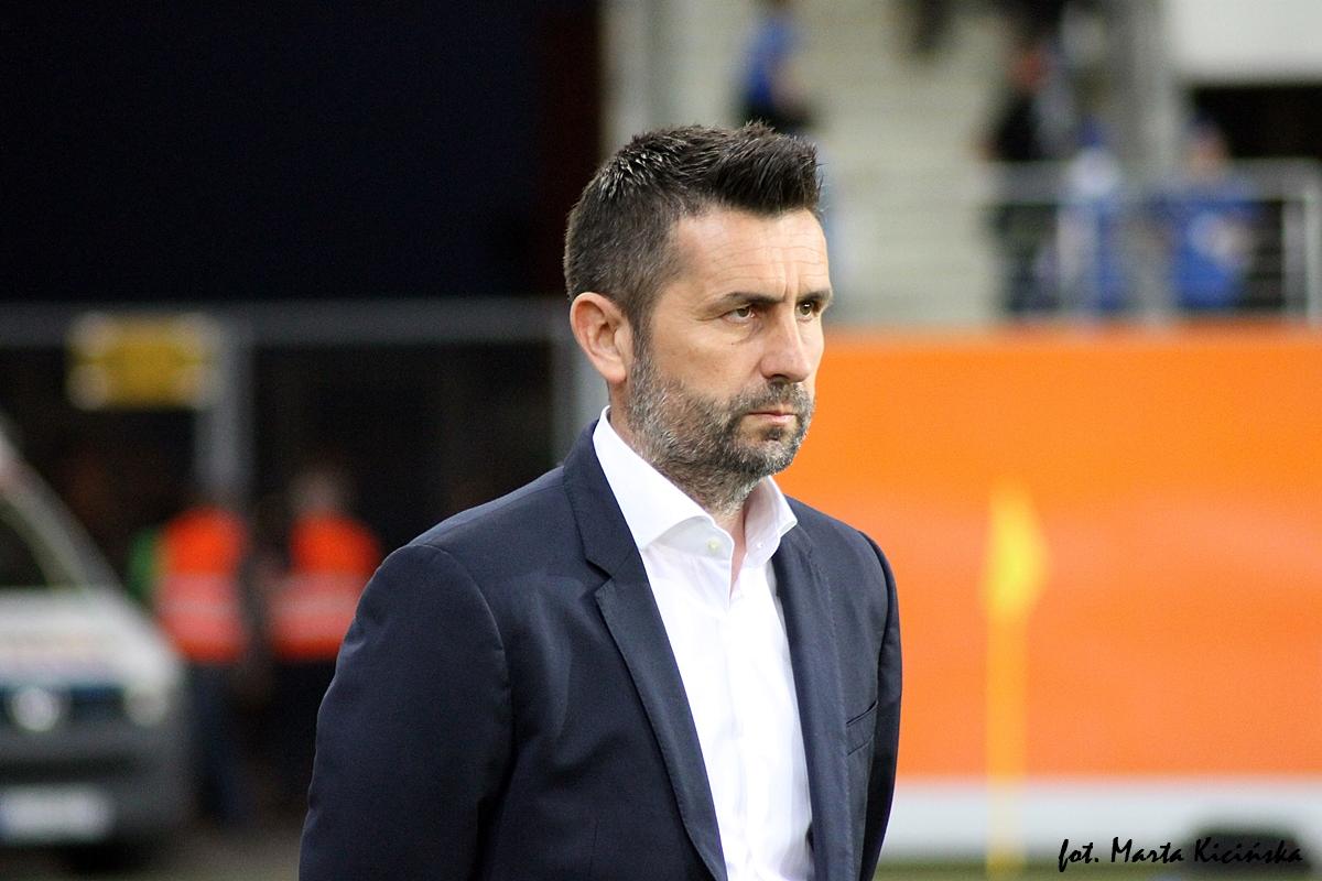 Nenad Bjelica: Porażka zmotywowała drużynę