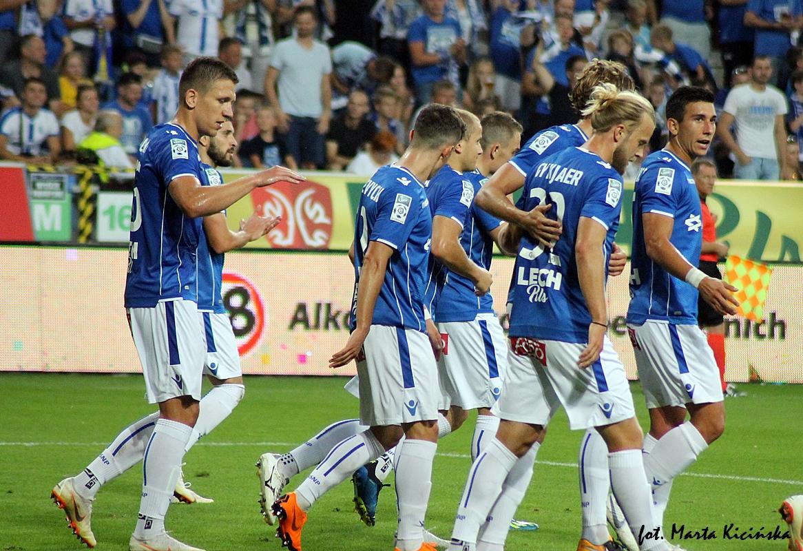 Śląsk — Lech: Cenne zwycięstwo 1:0 po słabym meczu