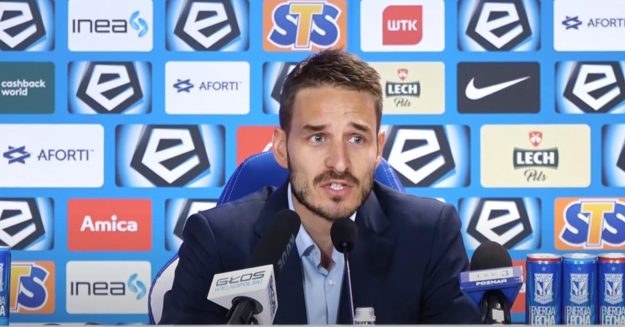 Lech Poznań ma faworyta do objęcia stanowiska trenera. W tle przewija się jednak także zaskakujący kandydat