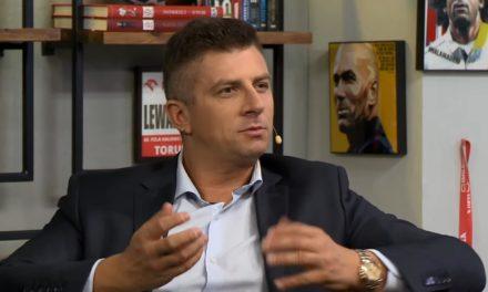"""Mateusz Borek: """"Oblicze Lecha w europejskich pucharach tej jesieni jest po prostu piękne"""""""