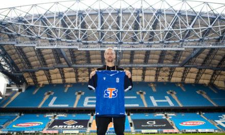 Bartosz Salamon: Chcę zdobywać z Lechem trofea