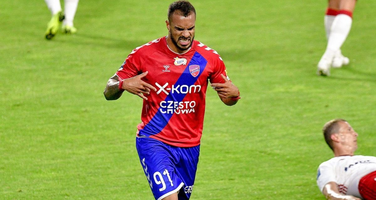 Felicio Brown Forbes zostanie piłkarzem Lecha Poznań?