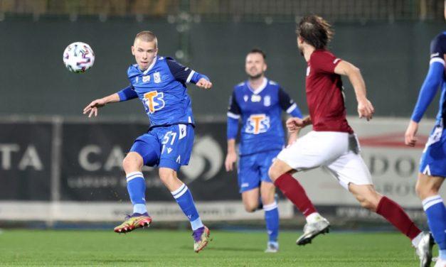 Antoni Kozubal zadebiutował w pierwszym zespole Lecha Poznań